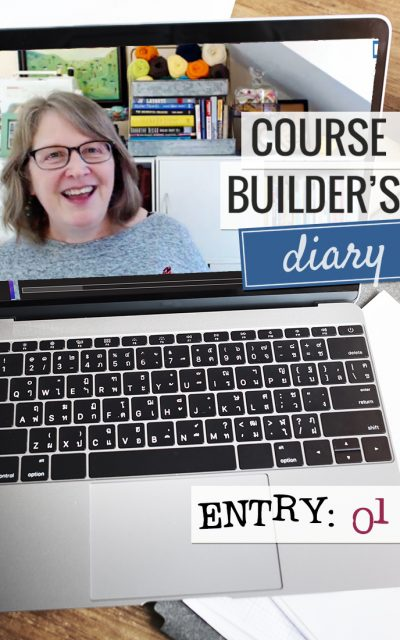 Course Builder's Diary | Entry 01